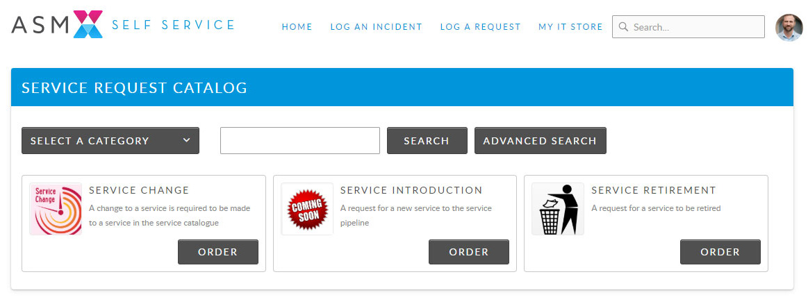 Shopping for IT services has never been easier