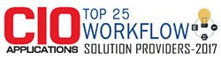 CIO Top 25 Workflow Solution Providers