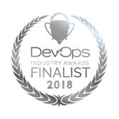 DevOps Industry Awards Finalist