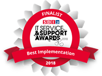 SDI IT Service & Support Awards 2018