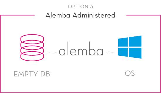 Alemba Cloud Option 3