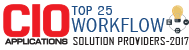 CIO Applications - Top 25 Workflow Solution Providers 2017
